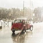 「ゲリラ豪雨」って嫌な言葉!