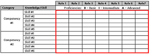 Measure Competency Importance for Each Role / denniscallahan